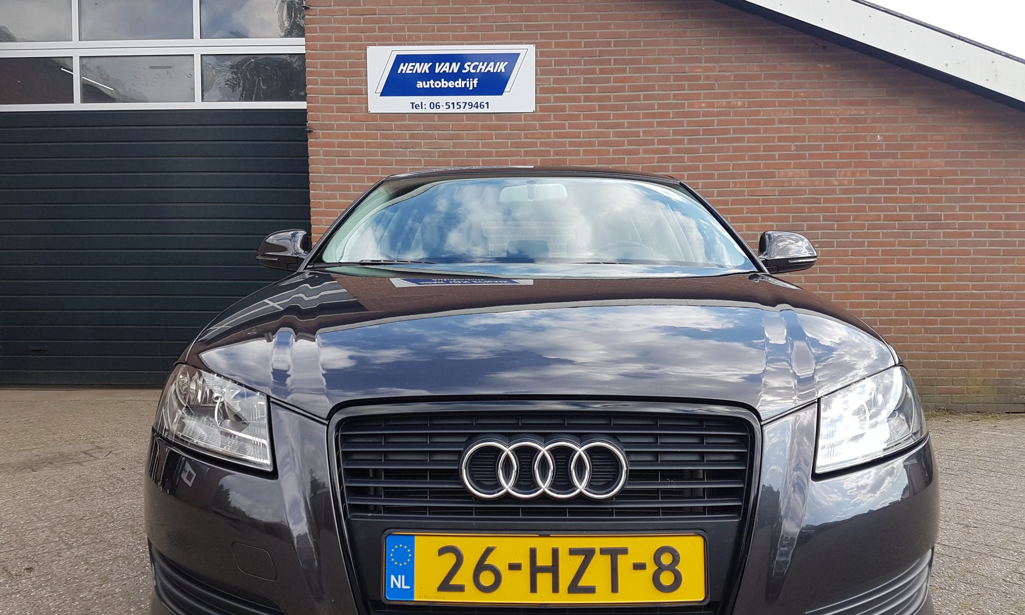 Autobedrijf Henk van Schaik