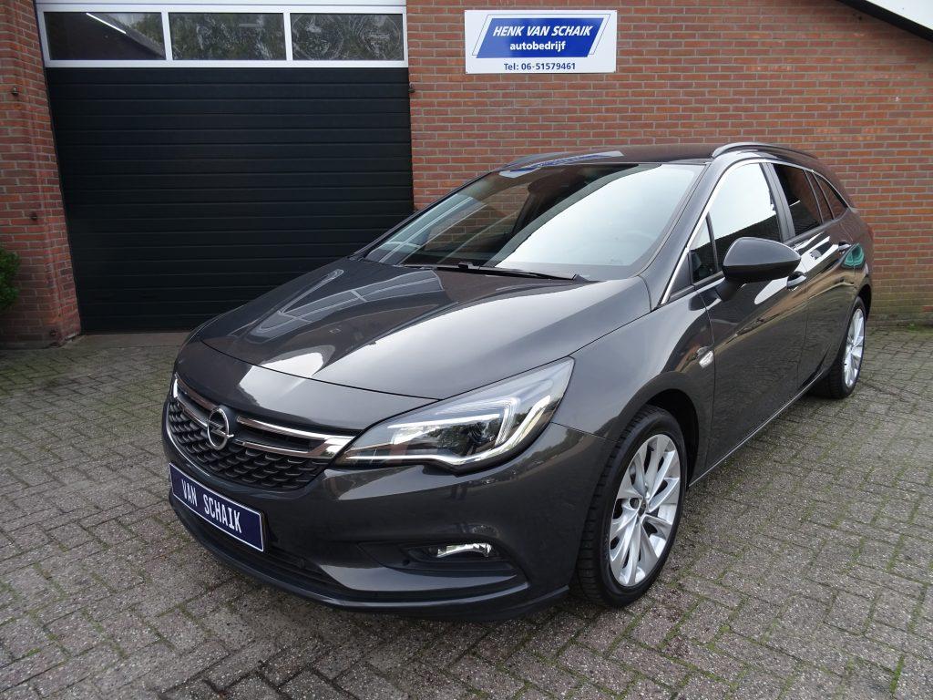 Opel Astra Sports Tourer - Autobedrijf Henk van Schaik